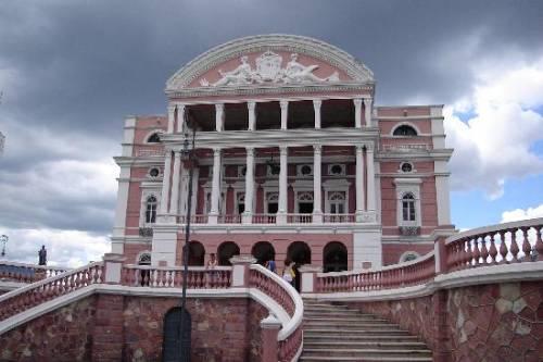 Amazonas-theatre