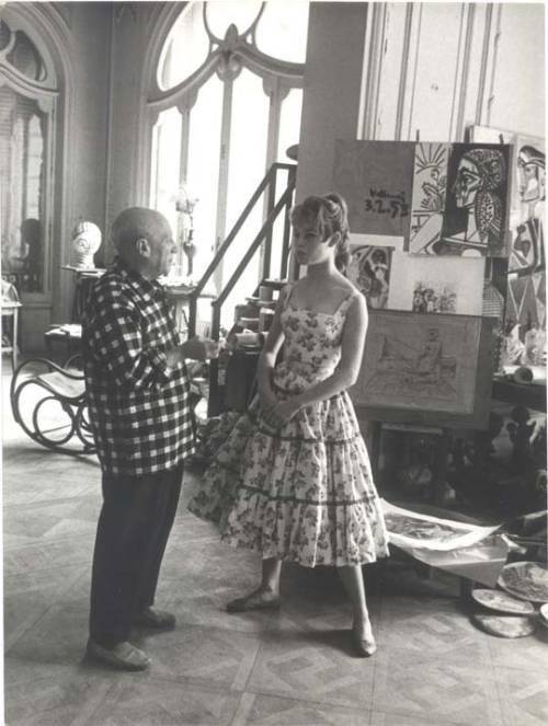 Picasso-Brigitte-Bardot