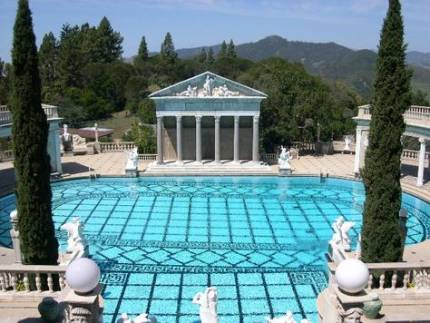 P103765-Paso_Robles-Hearst_Castle_outdoor_pool