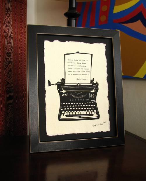 Typewriter 1 500
