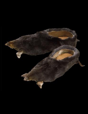Moulded Mole