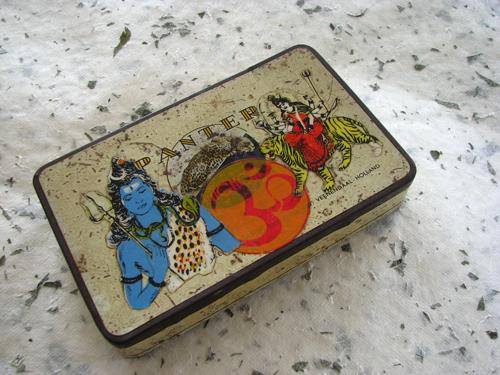 Terry harmonica case