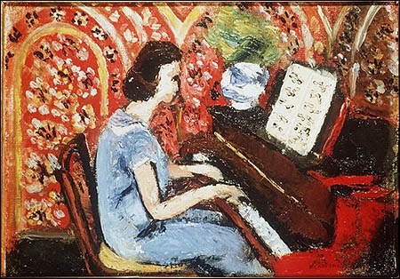 This is Matisse's 1924 Pianist persephone post