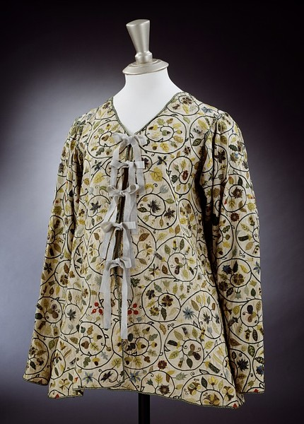 British jacket from between 1600 and 1625