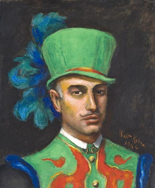 Walt Kuhn - 1877-1949