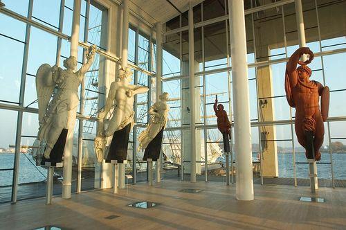 Galjonshallen_Marinmuseum