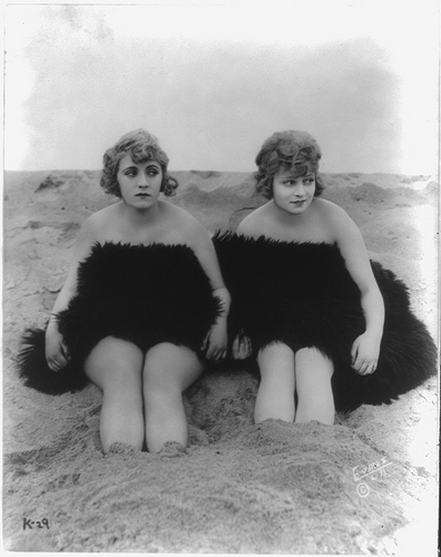 The Lane Sisters.1918.