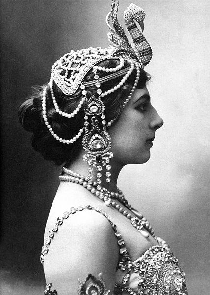 Mata Hari,1910