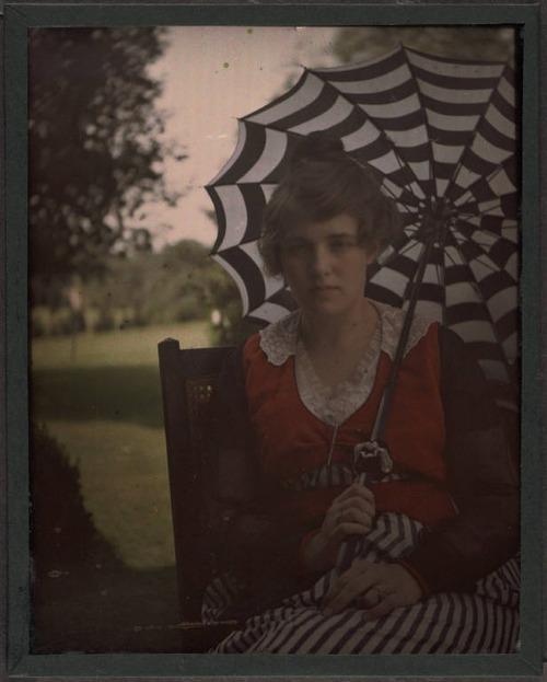 Alfred Stieglitz ~Flora Stieglitz Straus,c.1915