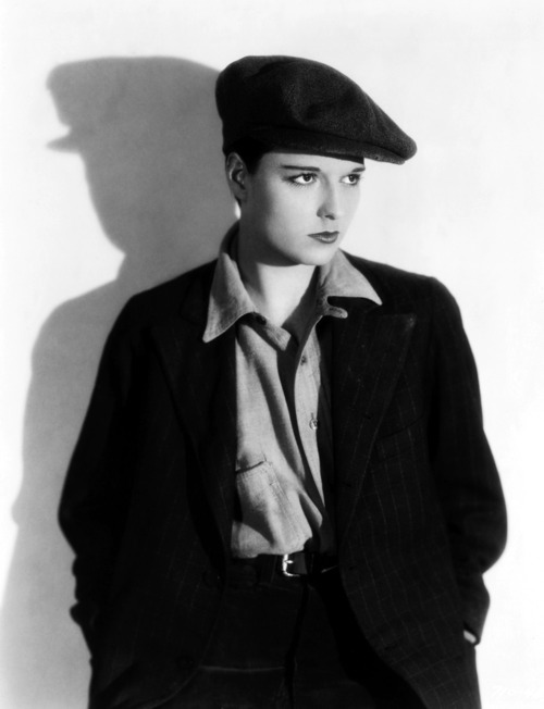 "Louise Brooks in ""Beggars of Life"" (1928)"