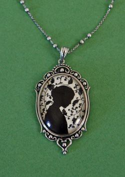 Jane Eyre necklace 1000