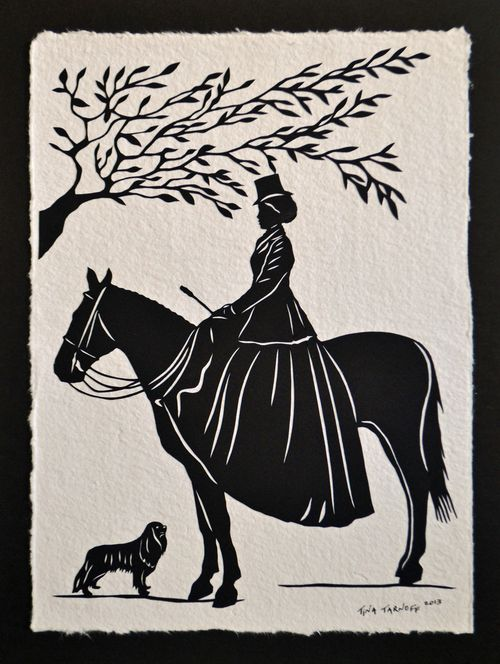 The Equestrienne 1000