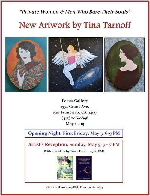 Tina show flyer