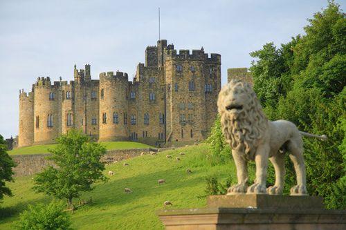 Castles-Alnwick-Castle